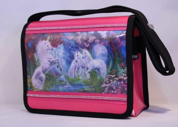 Kindergartentasche Pferde Pony Einhorn